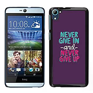 iBinBang / Funda Carcasa Cover Skin Case - Dans Up Mint Green Violet - HTC Desire D826