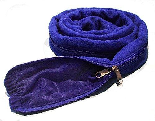 Tender Tubing CPAP Tubing Insulator Cover, 6 Ft. (BLUE) ()