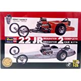 Revell 1/25 Tony Nancy Dragster Set