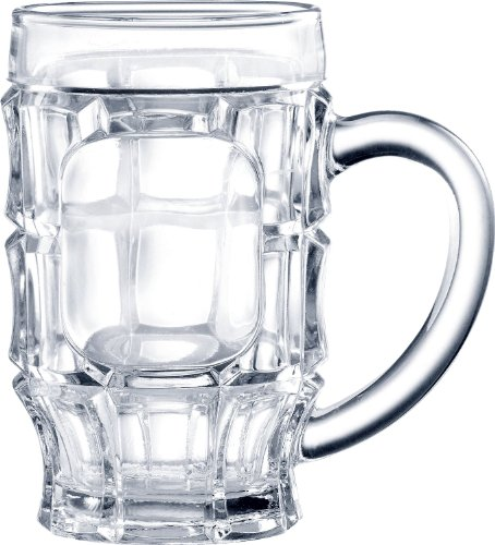 ITI 314 Mug, 18-Ounce, 24-Piece, Clear by ITI