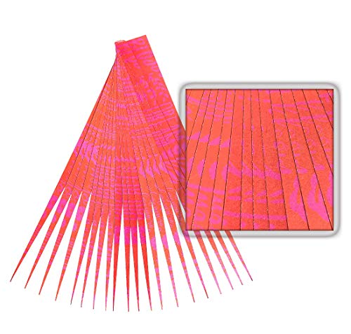 Paper Strips for Making Paper Beads Beading Strips for Paper Beads One Half Inch Precut Paper Strips from Ground Zero Creations