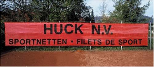 Huck Standard Tennis Court Surround (200 g/m2) Blue rNZHHNb0Q