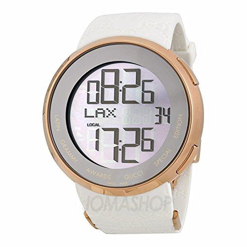 Gucci Gucci -Gucci XL Latina Grammy digital Mens Reloj YA114223: goldia: Amazon.es: Relojes