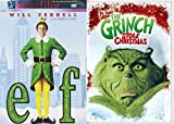 Santa is Real! - Elf & Dr. Seuss' How The Grinch Stole Christmas (Collector's Edition) 2-DVD Bundle