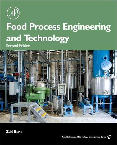 Food Process Engineering and Technology (Food Science and Technology)