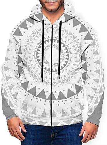 Paper-cut Patterns メンズ パーカー スウェット ファッション スポーツ ティーシャツド ジップパーカー ジップパーカー Tシャツ