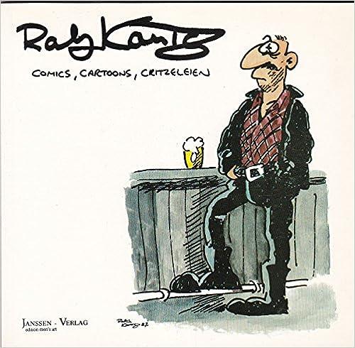 Comics, Cartoons, Critzeleien