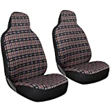 Best General Edge Car Seat Covers - Motorup America Integrated Auto Seat Cover - Beige Review