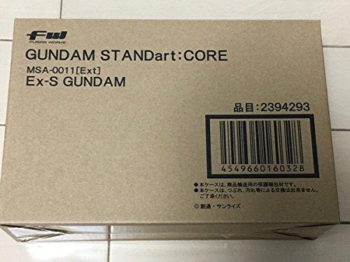 ☆FW ガンダム スタンダート:コア Ex-Sガンダム プレミアムバンダイ限定 GUNDAM STANDart:CORE B07B53TYNK