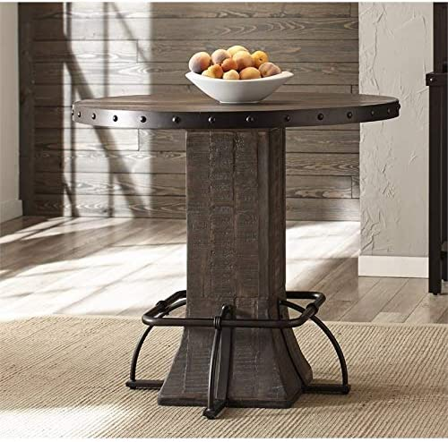 BOWERY HILL 36 Round Counter Height Dining Table