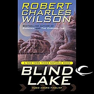 Blind Lake | Livre audio