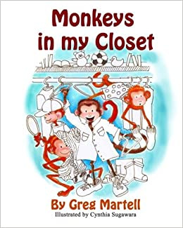 Monkeys in my Closet: Mr  Greg Patrick Martell, Cynthia