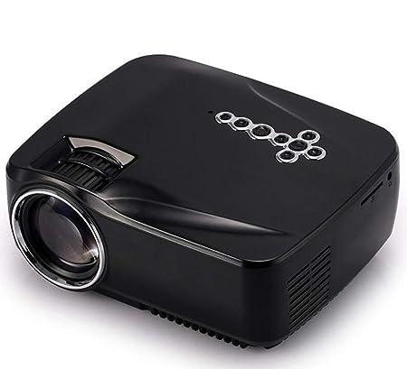WXJHA WiFi Bluetooth proyector 1200 lúmenes Ayuda 1080P ...