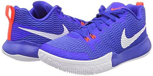 Basket Live total Racer Da Blu Scarpe Crimson white Nike Uomo Zoom Blue light 400 racer Blue Ii qwH5XF