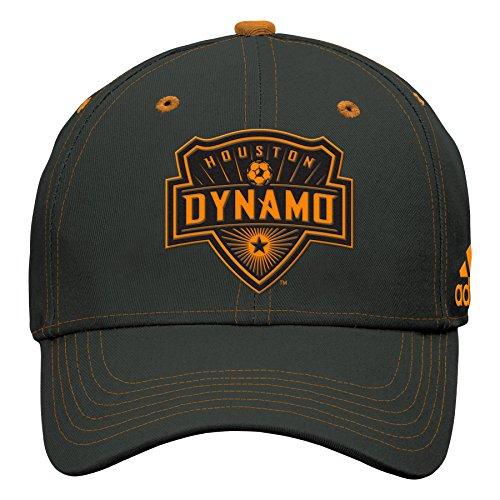 adb952fad062e MLS Houston Dynamo Boys Tonal Logo Structured Adjustable Hat