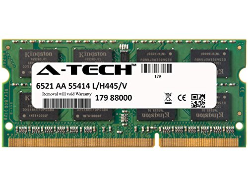 2GB STICK For HP-Compaq Elite Desktop Series 8000 (Ultra-Slim) 8000f (Ultra-Slim) 8200 (All-in-One) 8200 (Ultra-slim). SO-DIMM DDR3 NON-ECC PC3-10600 1333MHz RAM Memory. Genuine A-Tech Brand. -  A-Tech Components, AM059053
