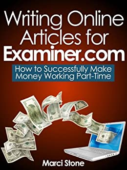 Writing articles for money