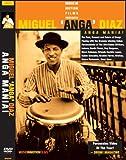 """Miguel """"""""Anga"""""""" Diaz -- Anga Mania!: The Past, Present, and Future of Conga Playing (DVD)"""