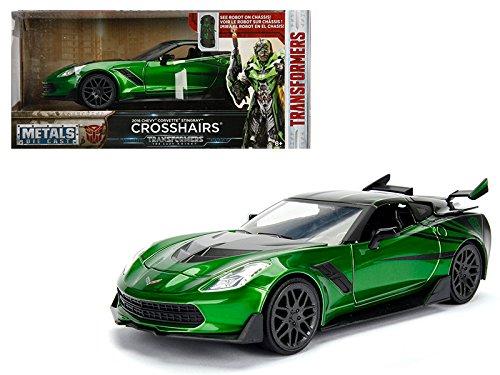 2016 Chevrolet Corvette Crosshairs Green From