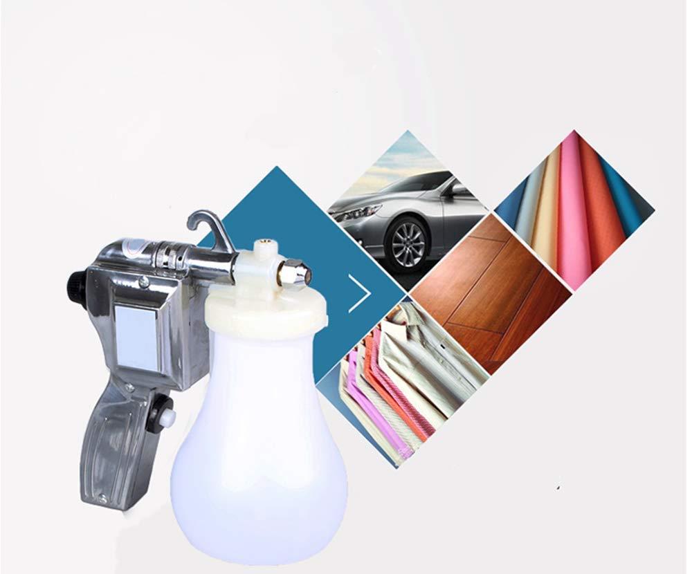 YJINGRUI 40W Electric Textile Spot Cleaning Spray Gun Fabric Washer Water Gun Screen Printing Gun High Pressure Gun 1.2 L Capacity (110V) by YJINGRUI (Image #7)