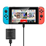 Type C Charger for Nintendo Switch, iVAPO USB Type C Charging Kit Fast Charging Premium QC 3.0 Power Kit for Nintendo Switch & Google Pixel XL/Pixel Mi 6/5S & More USB C Devices