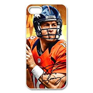 Iphone5/5s Covers Peyton Manning hard silicone case