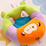 Lecent@ Lovely Animal Infant Safe Sitting Chair Comfortable Nursing Pillow Protectors for 3-12 Months (Money)