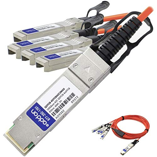 Image of AddOn qsfp28-4sfp28-aoc3m-ao Audio & Video Accessories