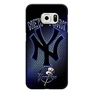 For Ipod Touch 5 Case Cover Edge Case Chevron MLB New York Yankees Baseball Team Logo Sports Hard Custom New Protective Rugged Protection Accessories for Men