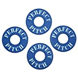 Perfect Pitch Washers, 4 pack, Blue