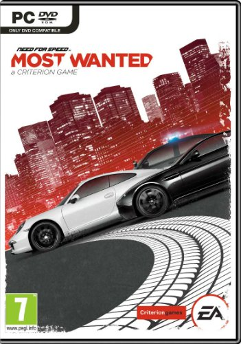 Price comparison product image Need For Speed Most Wanted (PC DVD) (UK)