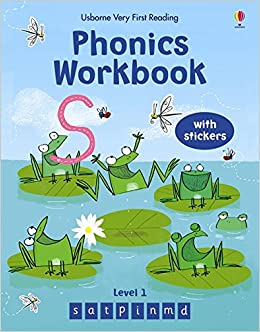 Phonic Workbook: Level 1: Mairi MacKinnon: 9781409530756 ...