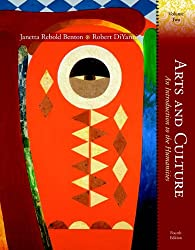 Arts and Culture, Volume 2: An Introduction to the Humanities