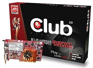 Club 3D Radeon 9800Se Aiw 128Mb Ddr Agp Dvi Tvo