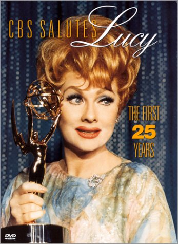 CBS Salutes Lucy - The First 25 Years by Image Entertainment