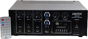 مكبر صوت من يونيتكس Ussa-45Eu - أسود