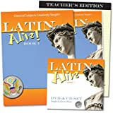 Amazon latin alive book two teachers edition latin edition latin alive 1 bundle fandeluxe Image collections