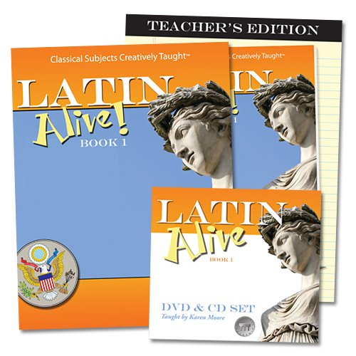 Latin Alive! 1 Bundle
