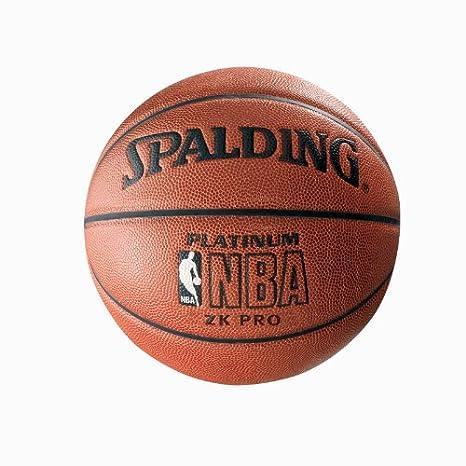 Spalding NBA Platinum ZK Pro SP230 - Balón de baloncesto naranja ...