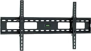 "Ultra Slim Tilt TV Wall Mount Bracket for LG Electronics 65UK6300PUE 65-Inch 4K Ultra HD Smart TV (2018 Model) - Low Profile 1.7"" fom Wall, 12° Tilt Angle, Easy Install for Reduced Glare!"