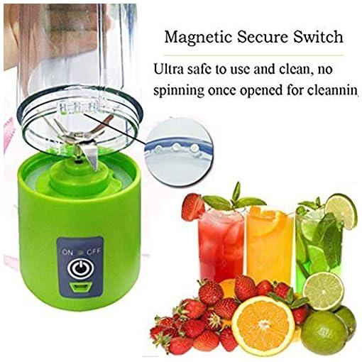 Electric Blender Multi-Functional Smoothie Maker and Mixer for Juice Fruit Vegetable 1.25L Black