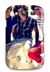 NIwQeiG385BIxJu Case Cover Protector For Galaxy S3 One Direction Fashion Case