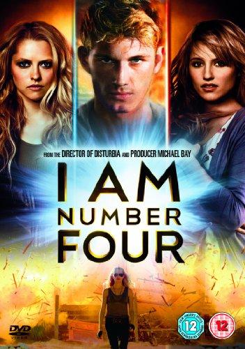 i am number 4 dvd - 2