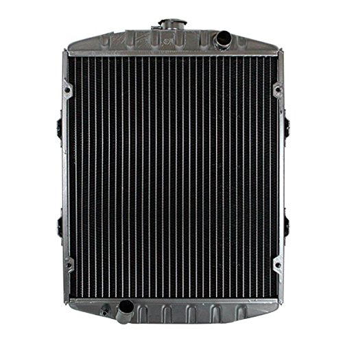 CH18416 New for John Deere 1050 Compact Tractor JD Radiator CH13963