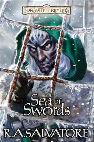 Sea of Swords (Forgotten Realms: Paths of Darkness)