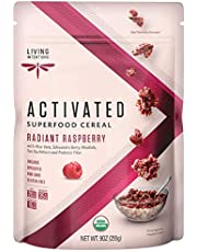 Living Intentions Organic Activated Superfood Radiant Raspberry Cereal 255 g, 255 g