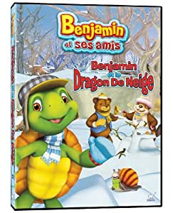 Benjamin et ses amis- Franklin and the Snow Dragon (Bilingual)