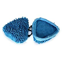 EcoMaid(TM) Accessories For 2 Ultra Absorbant Heavy Duty Deluxe H2O H20 Coral Steam Mop Pads