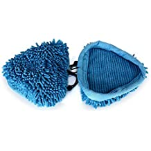 EcoMaid Accessories For 2 Ultra Absorbant Heavy Duty Deluxe H2O H20 Coral Steam Mop Pads