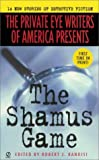 img - for The Private Eye Writers of America Presents: The Shamus Game book / textbook / text book